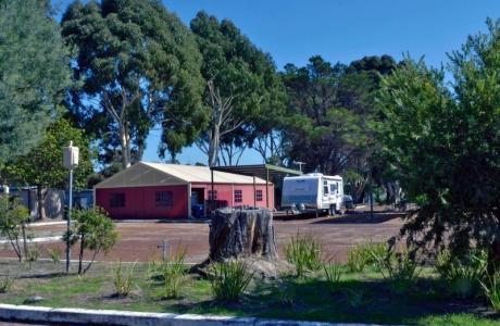 Kui Parks, Collie River Valley Tourist Park, Collie, Park