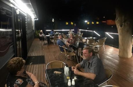 Kui Parks, Crows Nest Caravan Park, Cafe & Restaurant