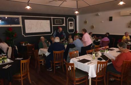 Kui Parks, Crows Nest Caravan Park, Hidden Gem Restaurant & Cafe, Restaurant