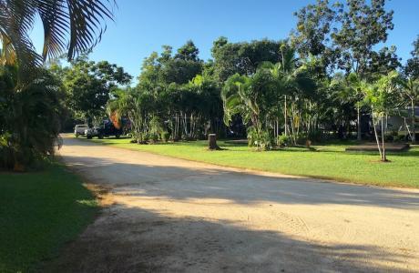 Kui Parks, Crystal Creek Caravan Park, Mutarnee, Sites