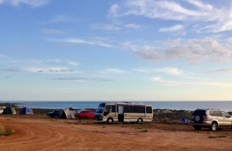 Kui Parks, Geraldton, Drummond Cove Holiday Park, Unpowered Sites