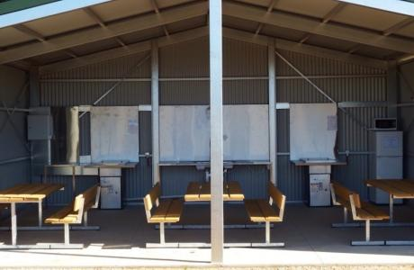 Kui Parks, Gawler Gateway Tourist Park, Camp Kitchen