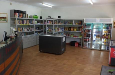 Kui Parks, Gawler Gateway Tourist Park, Office & Shop