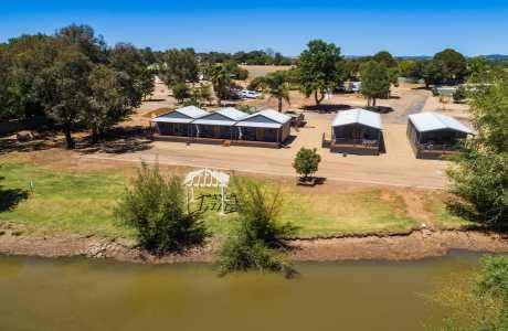 Kui Parks, Horseshoe Tourist Park, Wagga Wagga, Park