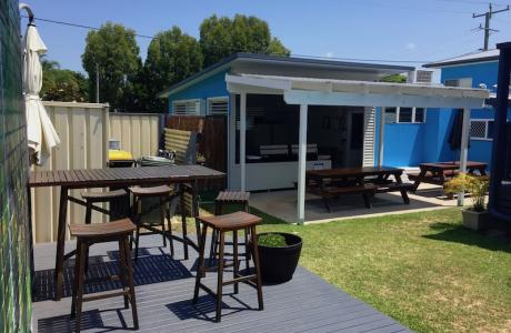 Kui Parks, Iluka, Clarence Head Caravan Park, Camp Kitchen