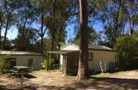 Kui Parks, Nicholson, Bushland Cabin & Caravan Park, Cabins