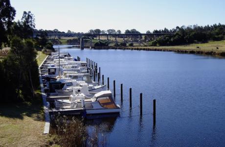Kui Parks, Nicholson, Bushland Cabin & Caravan Park, Nicholson River