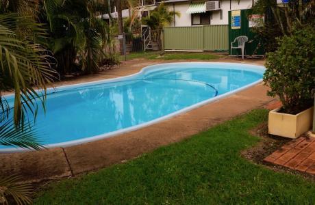 Kui Parks, Maaroom Caravan Park, Pool
