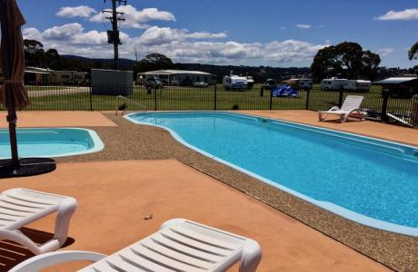 Kui Parks, Merimbula Lake Holiday Park, Pambula, Lake