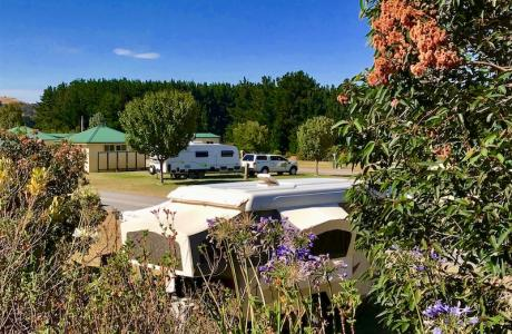 Kui Parks, Mt. Compass Caravan Park, Sites