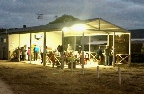 Kui Parks, Munday Camp Ground, Augusta, Camp Kitchen