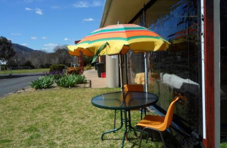 Kui Parks, Murrurundi Caravan Park, Camp Kitchen