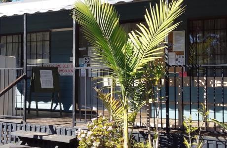 Kui Parks, Bundaberg, Oakwood Caravan Park, Office