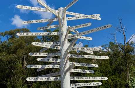 Kui Parks, Lilydale Pine Hill Caravan Park, Things to do