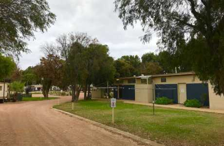 Kui Parks, Pink Lake Tourist Park, Amenities, Esperance