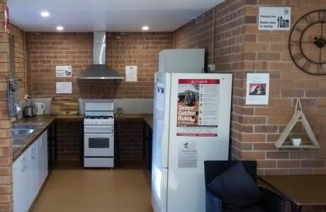 Kui Parks, Porongurup Range Tourist Park, Camp Kitchen