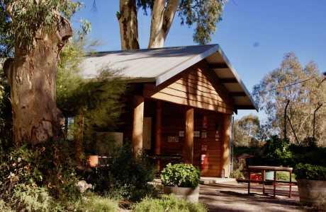 Quorn Caravan Park, Kui Parks, Camp Kitchen