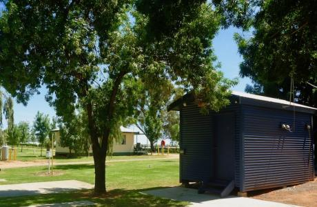 Kui Parks, Red Cliffs Caravan Park, Mildura, Ensuite Site