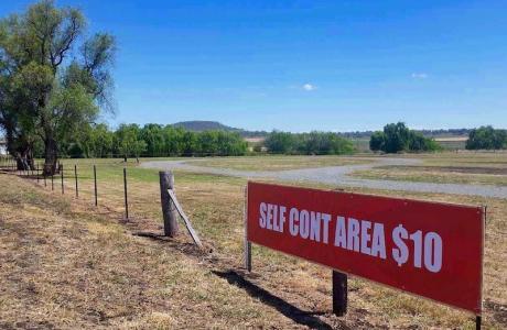 Kui Parks, Spring Creek Caravan Park, Self Contained Sites