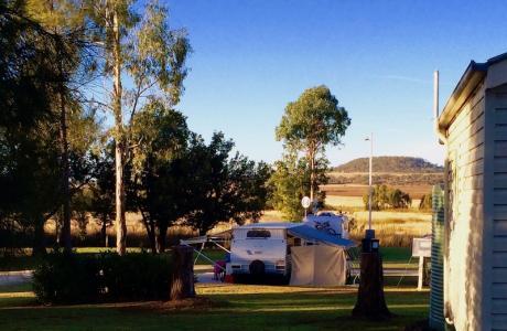 Kui Parks, Spring Creek Caravan Park, Sites