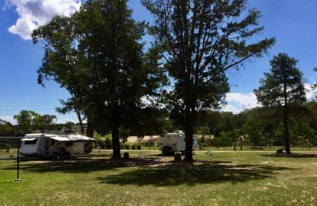 Kui Parks, Tingha Gems Caravan Park, Tingha, Sites