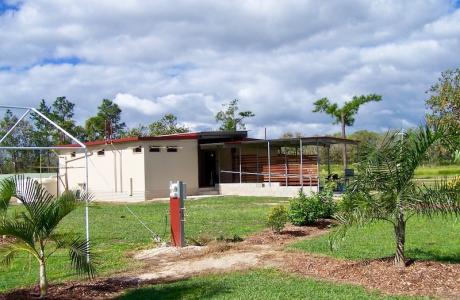 Kui Parks, Trinity Plains Tourist Park, Mareeba, Amenities