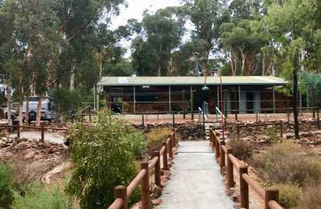 Kui Parks, Toodyay Holiday Park & Chalets, Amenities
