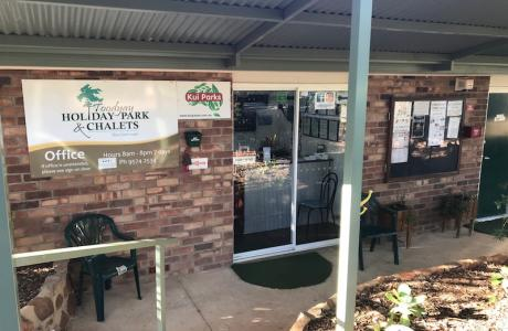 Kui Parks, Toodyay Holiday Park & Chalets, Office