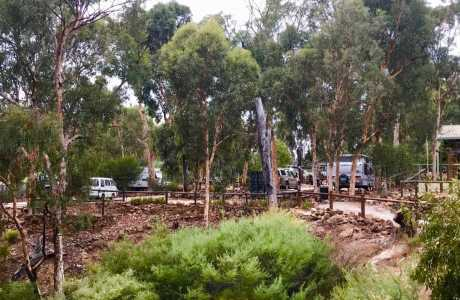 Kui Parks, Toodyay Holiday Park & Chalets, Park