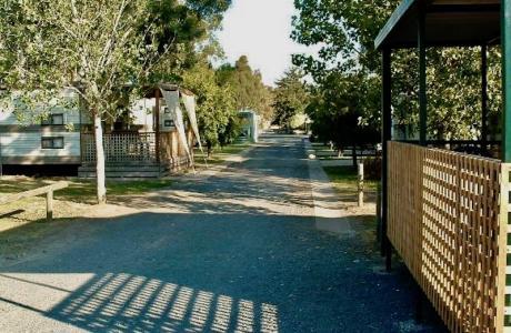 Kui Parks, Yarrawonga, Westside Holiday Park