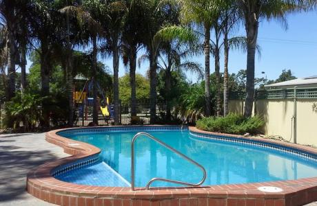 Kui Parks, Yarrawonga, Westside Holiday Park, Pool